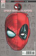 Spider-Man Deadpool (2016) 23C