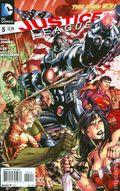 Justice League (2011) 5D