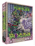Teenage Mutant Ninja Turtles Showdown: Bebop and Rocksteady Board Game (2017 IDW) ITEM-1