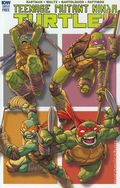 Teenage Mutant Ninja Turtles Day Sampler (2017 IDW) 1