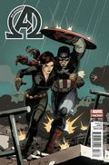 New Avengers (2013 3rd Series) 17D