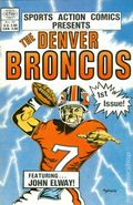 Denver Broncos (1987 Sports Action Comics) 1