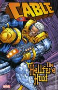 Cable Hellfire Hunt TPB (2017 Marvel) 1-1ST