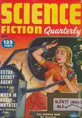 Science Fiction Quarterly (1951-1958 Columbia Publications) Pulp 2nd Series Vol. 1 #5