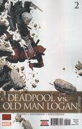 Deadpool vs. Old Man Logan (2017 Marvel) 2A