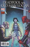 Deadpool vs. Old Man Logan (2017 Marvel) 2B
