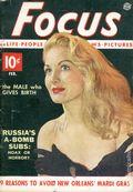 Focus (1951 Leading Magazine Corp.) Vol. 2 #2