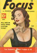 Focus (1951 Leading Magazine Corp.) Vol. 2 #11