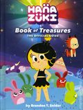 Hanazuki Book of Treasures HC (2017 Amulet Books) The Official Guide 1-1ST