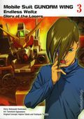 Mobile Suit Gundam Wing The Glory of Losers GN (2017 A Vertical Digest) 3-1ST