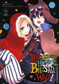 Red Riding Hood and the Big Sad Wolf GN (2017 A Seven Seas Digest) 2-1ST