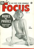 Focus (1951 Leading Magazine Corp.) Vol. 3 #18