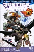 Justice League of America HC (2017 DC Universe Rebirh) 1-1ST