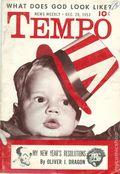 Tempo Magazine (1953 Pocket Magazines) Vol. 1 #30