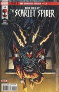 Ben Reilly Scarlet Spider (2017) 10A