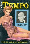 Tempo Magazine (1953 Pocket Magazines) Vol. 3 #2