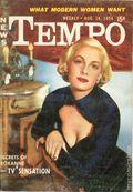 Tempo Magazine (1953 Pocket Magazines) Vol. 3 #7