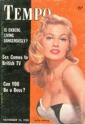 Tempo Magazine (1953 Pocket Magazines) Vol. 5 #13