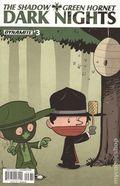Shadow Green Hornet Dark Nights (2013 Dynamite) 3C