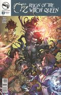 Oz Reign of the Witch Queen (2015 Zenescope) 4B