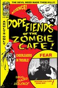 Dope Fiends of the Zombie Cafe (2004 Hula Cat Comics) 1