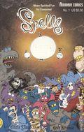 Spells (2003 Airwave Comics) 1
