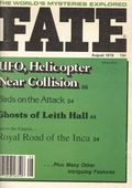 Fate Magazine (1948-Present Clark Publishing) Digest/Magazine Vol. 31 #8