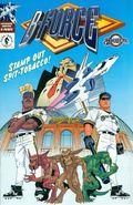 Milwaukee Brewers B-Force (2001 Dark Horse) 1