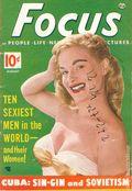 Focus (1951 Leading Magazine Corp.) Vol. 2 #8