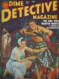 Dime Detective Magazine (1931-1953 Popular Publications) Pulp Dec 1951