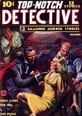 Top-Notch Detective (1938-1939 Western Fiction) Pulp Vol. 2 #6