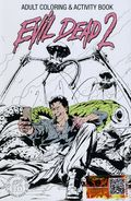 Evil Dead 2 Adult Coloring and Activity Book SC (2017 Space Goat) 1B-1ST