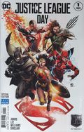 Justice League Day Special Edition (2017 DC) 1