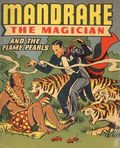 Mandrake the Magician and the Flame Pearls (1946 Whitman BLB) 1418