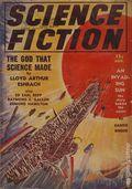 Science Fiction (1939-1941 Blue Ribbon/Columbia) Pulp Vol. 1 #3