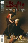 Buffy the Vampire Slayer Spike and Dru All's Fair (2000) 1C
