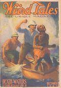 Weird Tales (1923-1954 Popular Fiction) Pulp 1st Series Vol. 4 #4