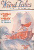 Weird Tales (1923-1954 Popular Fiction) Pulp 1st Series Vol. 5 #5