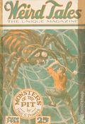 Weird Tales (1923-1954 Popular Fiction) Pulp 1st Series Vol. 5 #6
