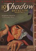 Shadow (1931-1949 Street & Smith) Pulp Sep 1932