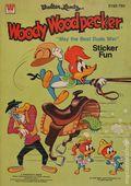 Woody Woodpecker May The Best Dude Win Sticker Fun (1978) 2192