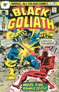Black Goliath (1976 Marvel) UK Edition 2