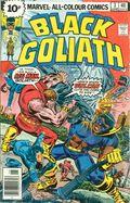 Black Goliath (1976 Marvel) UK Edition 3