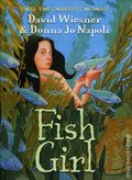Fish Girl HC (2017 Clarion Books) 1-REP