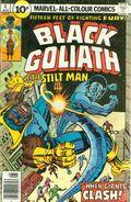 Black Goliath (1976 Marvel) UK Edition 4