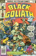 Black Goliath (1976 Marvel) UK Edition 5