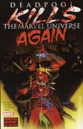 Deadpool Kills the Marvel Universe Again TPB (2017 Marvel) 1-1ST