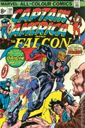 Captain America (1968 1st Series) UK Edition 180UK