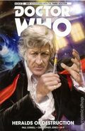 Doctor Who TPB (2017 Titan Comics) New Adventures with the Third Doctor 1-1ST