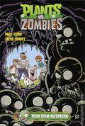 Plants vs. Zombies Boom Boom Mushroom HC (2017 Dark Horse) 1-REP